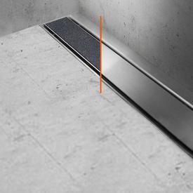 ESS Easy Drain Modulo 30 TAF Wall Duschrinne inklusive Rost L: 90 cm