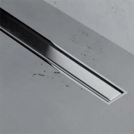 ESS Easy Drain XS TAF Zero+ Z-1 Abdeckung für Duschrinne: 80 cm, edelstahl gebürstet