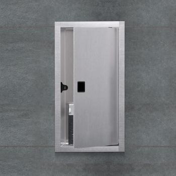 ESS Container BOX 10 Wandnische mit Tür, für Nass- und Trockenbau