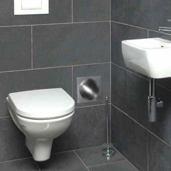 ESS Container Reservepapierhalter / WC Papierhalter Square B: 158 H: 158 T: 107 mm
