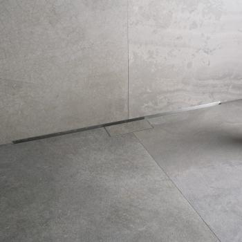 ESS Easy Drain Waterstop Wall inklusive Rost befliesbar L: 80 cm