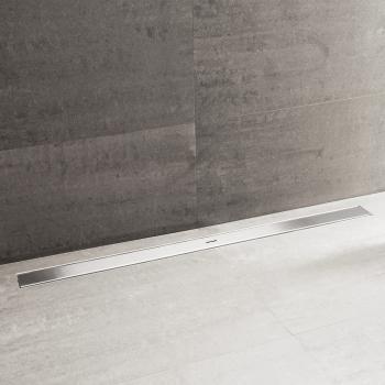 ESS Easy Drain Waterstop Zero Komplett-Set inkl. Rost L: 100 cm