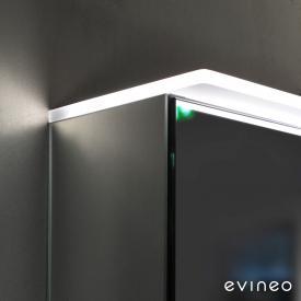Evineo ineo LED-Lichtmodul für Spiegelschrank B: 120 cm