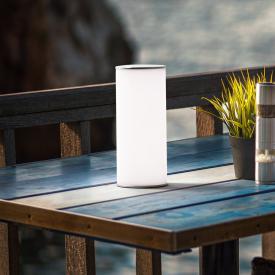 FABAS LUCE Thalia LED Tischleuchte mit Akku und Farbtemperatur einstellbar