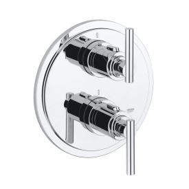 Grohe Atrio Thermostat-Wannenbatterie mit Jota-Griff, neue Version