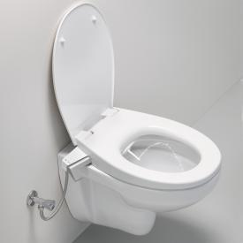 Grohe Bau Keramik Dusch-WC-Aufsatz 2-in-1 Set, mit WC-Sitz