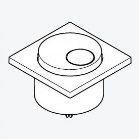 Grohe Essence Druckknopf für Aufsatzspülkasten