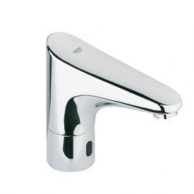 Grohe Europlus E Infrarot-Elektronik für Waschtisch ohne Mischung, mit Steckertrafo ohne Ablaufgarnitur