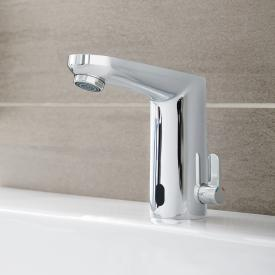 Grohe Eurosmart CE Infrarot-Elektronik für Waschtisch mit Mischung, mit Stecktrafo ohne Ablaufgarnitur
