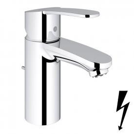Grohe  Eurostyle Cosmopolitan Einhand-Waschtischbatterie, für offene Warmwasserbereiter, S-Size mit Ablaufgarnitur