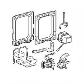 Grohe Funk-Elektronik für WC, für eine zusätzliche Abdeckplatte für manuelle Auslösung