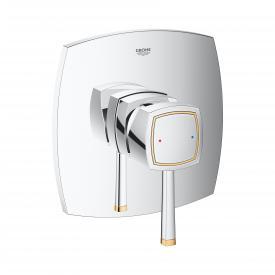Grohe Grandera Einhand-Brausebatterie für Rapido SmartBox chrom/gold
