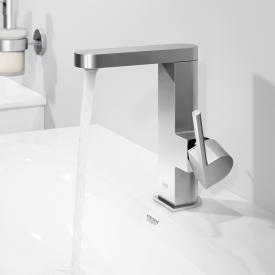 Grohe Plus Einhand-Waschtischbatterie M-Size chrom, mit Ablaufgarnitur