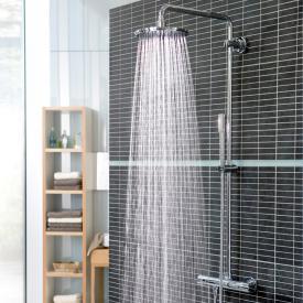 Grohe Rainshower System 210 Duschsystem mit Thermostatbatterie für die Wandmontage