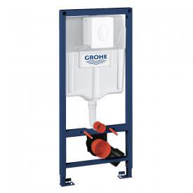 Grohe Rapid SL 2 in 1-Set Montageelement, H: 113 cm, für WC Spülkasten GD 2 mit Drückerplatte