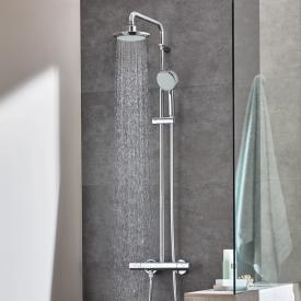 Grohe Tempesta Neu C System 160 Duschsystem mit Thermostatbatterie für die Wandmontage
