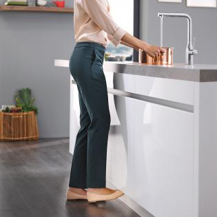Grohe Essence Foot Control