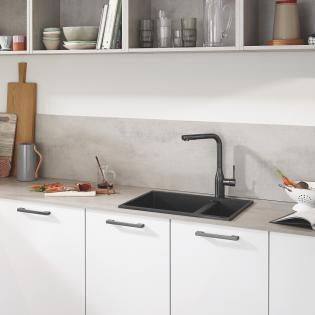 Kleine Küche größer wirken lassen - 8 Tricks - Emero Life