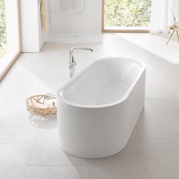 Grohe Essence freistehende Badewanne ohne Überlauf