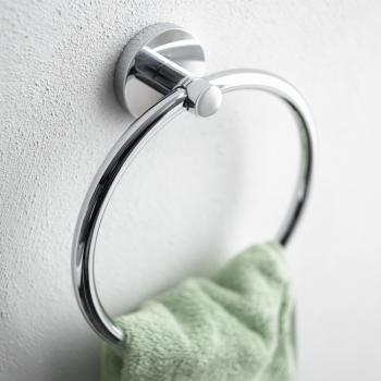 Grohe Essentials Handtuchring chrom