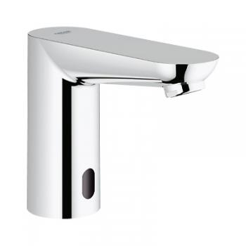 Grohe Euroeco CE Infrarot-Elektronik für Waschtisch ohne Mischung, mit Steckertrafo ohne Ablaufgarnitur