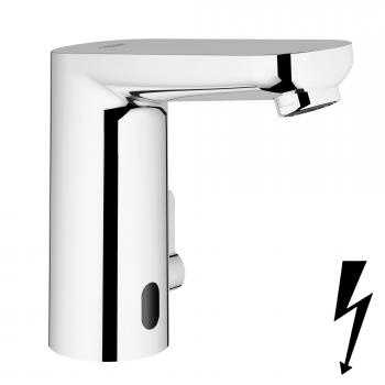 Grohe Eurosmart CE Infrarot-Elektronik für Waschtisch, für offene Warmwasserbereiter, mit Stecktrafo ohne Ablaufgarnitur