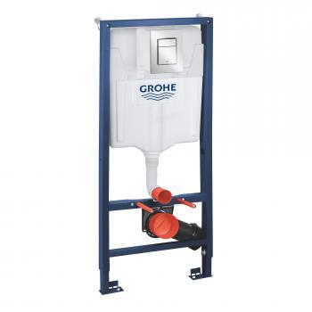 Grohe Rapid SL 3-in-1 SET Montageelement für WC und Skate Cosmopolitan S Abdeckplatte