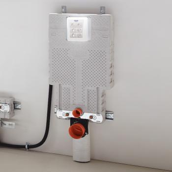Grohe Uniset Montageelement für WC, H: 83 cm, Spülkasten GD 2, 6 - 9 l