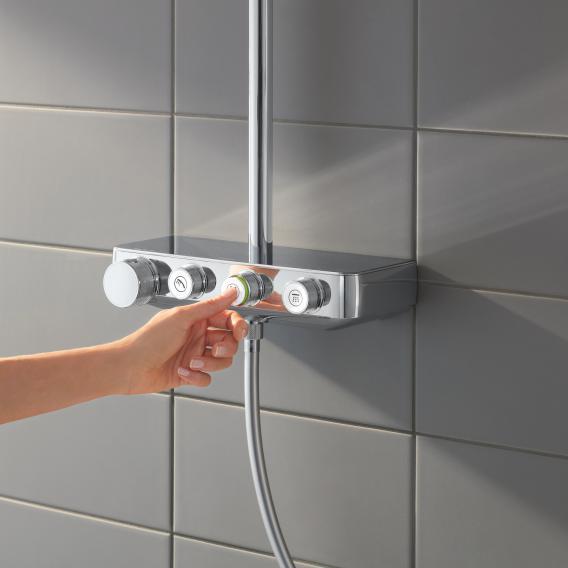 Grohe Euphoria SmartControl 310 Duo Duschsystem chrom