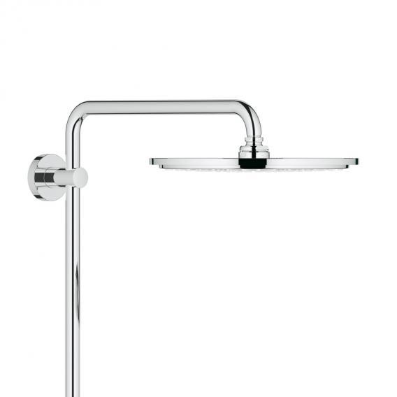Grohe Euphoria XXL System 310 Duschsystem mit Thermostatbatterie für Wandmontage chrom