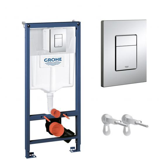 Grohe Rapid SL 3 in 1-Set Montageelement für WC, H: 113 cm, Spülkasten GD 2