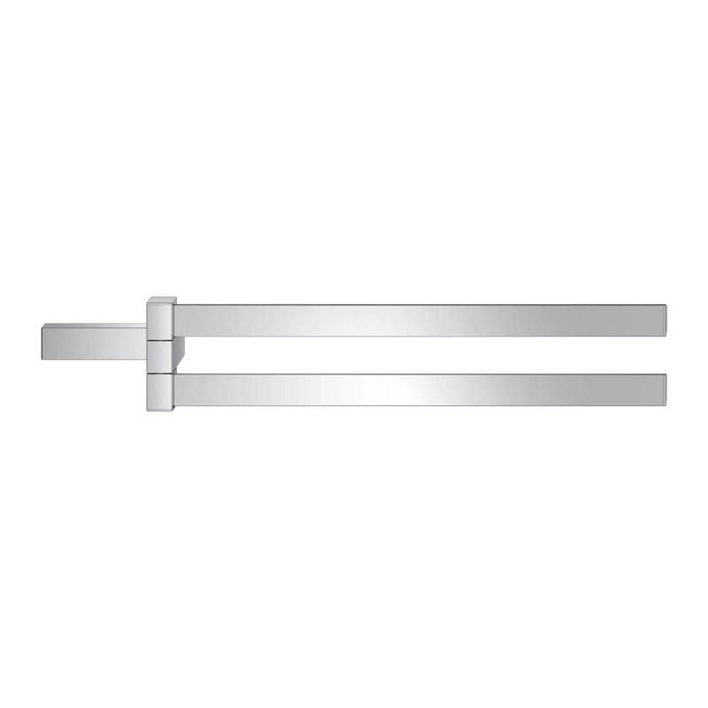 Grohe Selection Cube Doppel Handtuchhalter