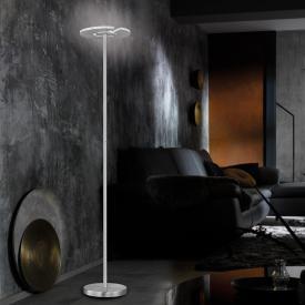 FISCHER & HONSEL Dent LED Stehleuchte mit Dimmer und CCT, 1-flammig