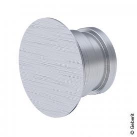 Geberit Fixierbolzen für Monolith Seitenverkleidung, Aluminium gebürstet