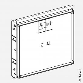 Geberit GIS Rohbaubox für ONE Spiegelschrank B: 82 cm