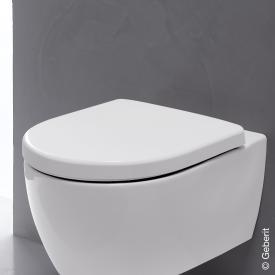 Geberit iCon WC-Sitz mit Deckel mit Absenkautomatik soft-close & abnehmbar