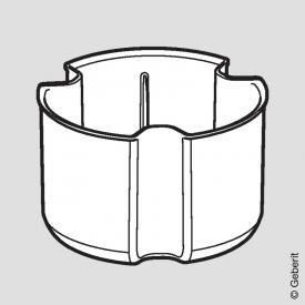Geberit Setaplano Geruchsverschlussbecher 50 mm