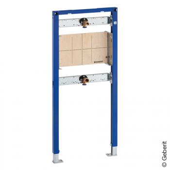 Geberit Duofix Bade-/Duschwannen-Montageelement, H: 112 cm, für UP-Armatur