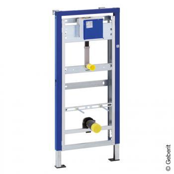 Geberit Duofix Basic Montageelement, H: 130 cm, für Urinal Universal