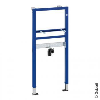Geberit Duofix Basic Montageelement, H: 112 cm, für Waschtisch Einlocharmatur