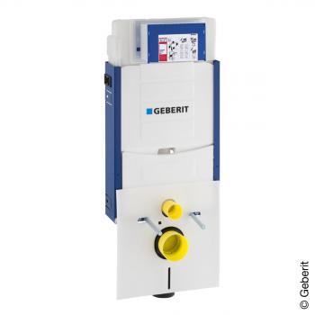 Geberit Kombifix Plus Montageelement für Wand-WC, H: 76 cm, mit  UP-Spk. UP320