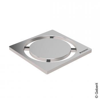 Geberit Universal Designrost Circle für Duschbodenablauf