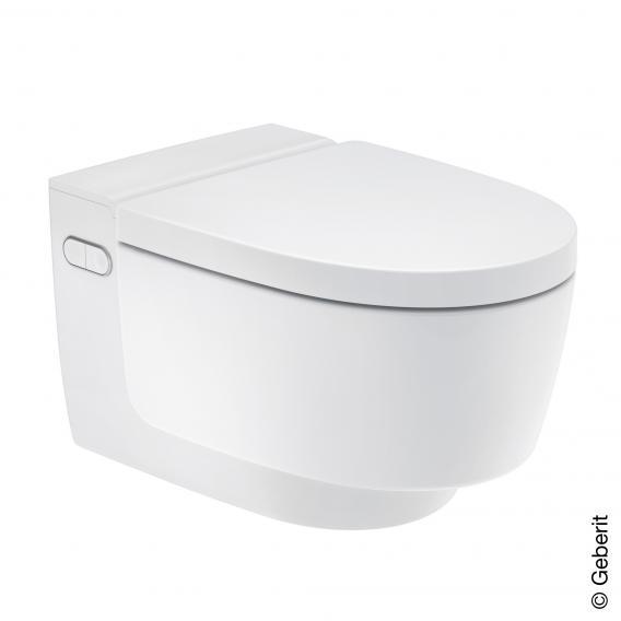 Geberit AquaClean Mera Classic Dusch-WC Komplettanlage, mit WC-Sitz weiß