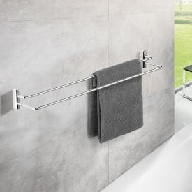 Giese Universal Badetuchhalter 2-teilig
