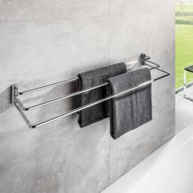 Giese Universal Badetuchhalter 3-teilig
