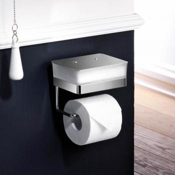 Giese WC-Duo für Feuchtpapier mit Papierhalter