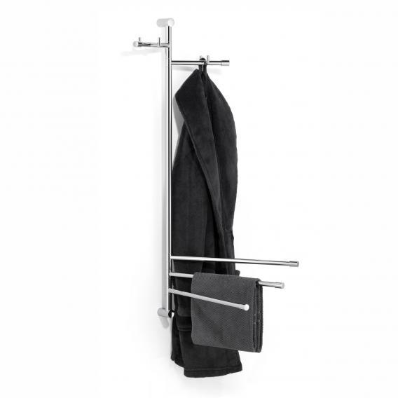 Giese Bader mit Garderobenstangen und Handtuchhalter