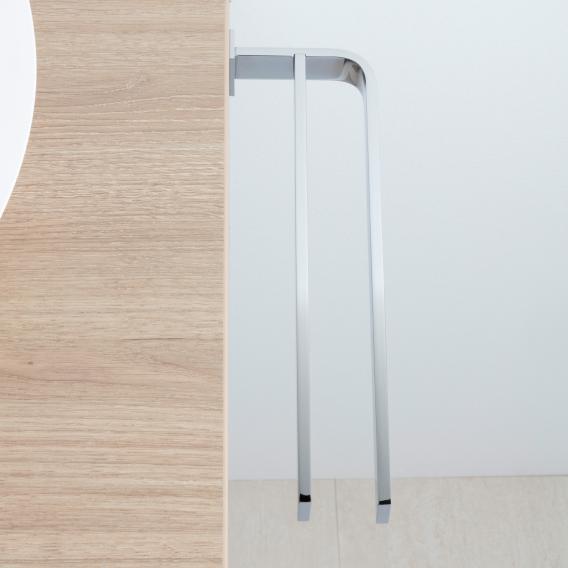 Giese Handtuchhalter für Badmöbel zweiarmig