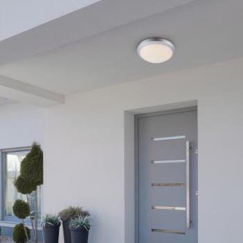Globo Lighting John LED Deckenleuchte mit Bewegungsmelder