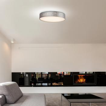 Globo Lighting Tarok LED Deckenleuchte, klein